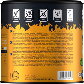 SCITEC Essential Amino & Caffeine Workout Powder 300g Apple